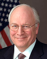 Hon. Richard (Dick) Cheney, 46th Vice President of the United States (2001-2009)