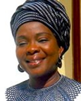 Prof. Fatou Sarr, president of African Network for Support to Women's Entrepreneurship (RASEF), Senegal