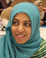 Dr. Nadia Al-Sakkaf, First Woman Minister of Information, Yemen, Editor in Chief - The Yemen Times, Yemen