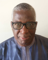 Prof. Oumar Coumba Ndongo, Professor of American Literature and Culture, Senegal