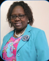 Mrs. Susan Kone, Vice-President, Women' Federation for World Peace International (Africa)