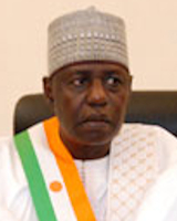 .E. Tinni Ousseini, President of the National Assembly, Niger